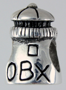 13842-OBX Lighthouse Bead