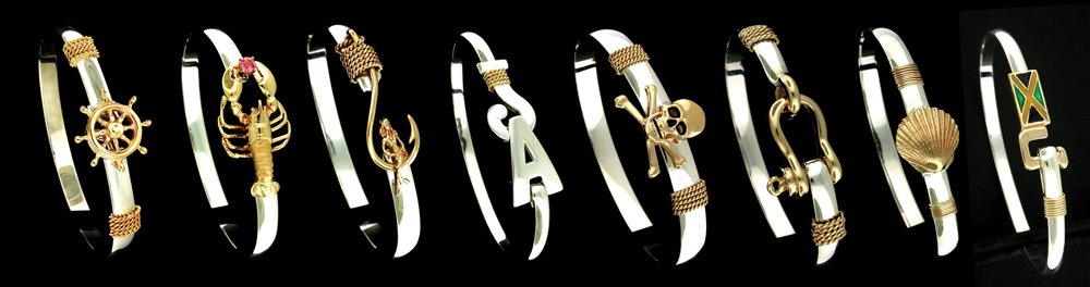 Caribbean Hook Bracelets From The