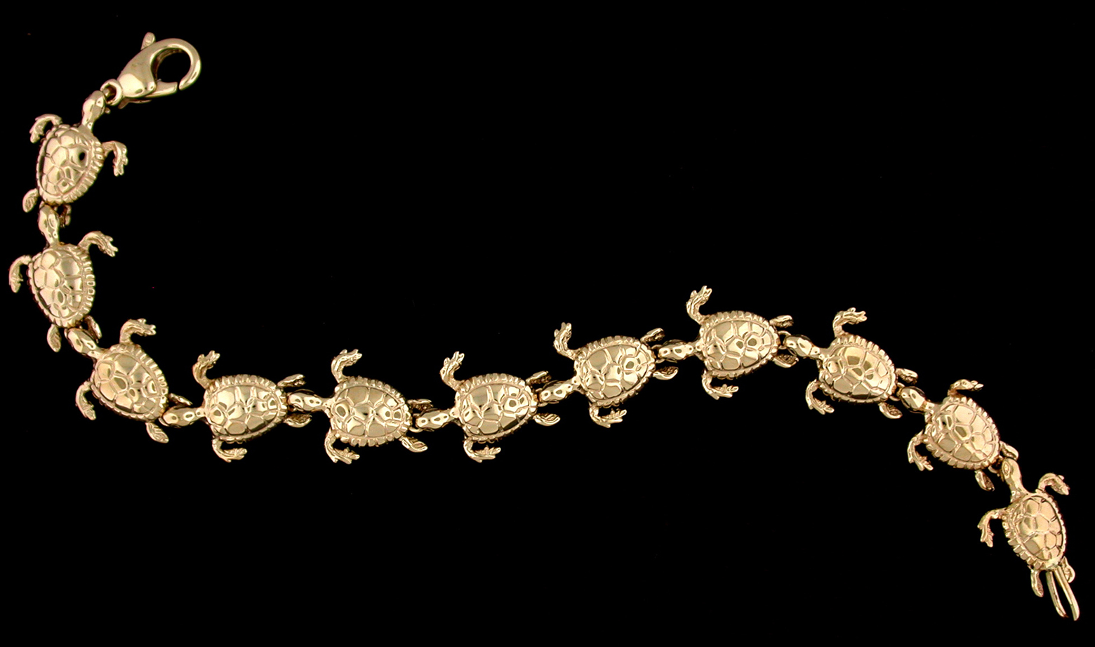 40177-Many Turtles Bracelet