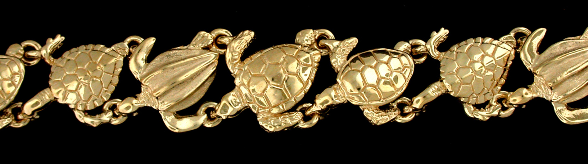 45103-Mixed Turtle Bracelet