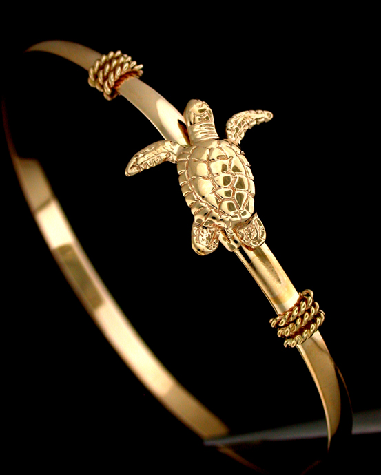 45244-Sea Turtle Hook Bracelet